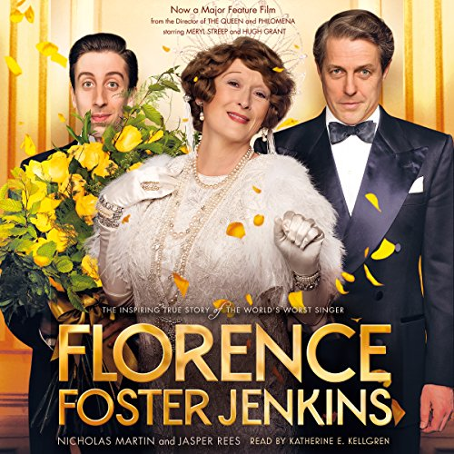 Florence Foster Jenkins audiobook cover art