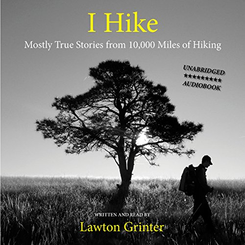 I Hike audiobook cover art
