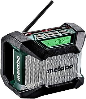 Metabo Akku-Baustellenradio Karton Battery Construction site Radio R 12-18 BT (600777850) Box, Colour, Size