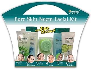 Himalaya Pure Skin Neem Facial Kit With Face Massager