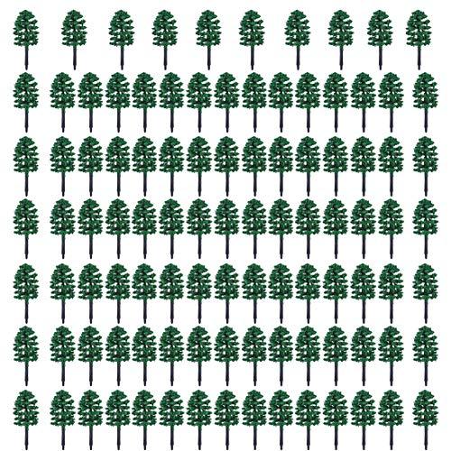 Spieland - Modelleisenbahn-Zubehör in Grün, Größe 4 x 4 x 8cm