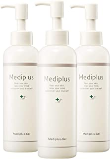 【Mediplus+】 メディプラスゲル オールインワン ゲル 180g 3本セット [ セラミド 保湿 美容液 ]