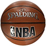 Spalding NBA In/out 74-945Z Balón de Baloncesto, Unisex, Naranja, 6