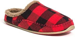 Slipperooz Men's Nordic S.U.P.R.O Sock Cushioned Indoor Outdoor Clog Slipper