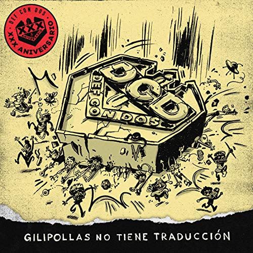 Gilipollas no tiene traducción [Explicit]