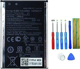 swark batería C11P1428 para ASUS Zenfone 2 Laser ZE601KL ZE550KL ZD551KL con herramientas