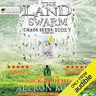 The Land: Swarm cover art