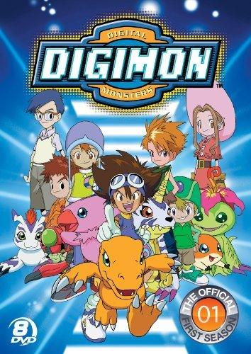 digimon adventure 1 - 3