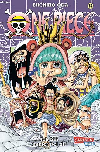One Piece 74. Ich bin immer bei dir: Piraten, Abenteuer und der größte Schatz der Welt!