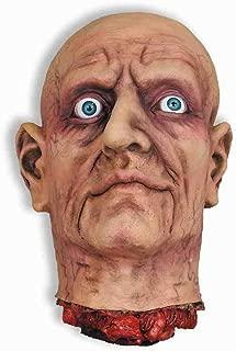 fake zombie head
