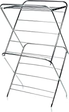 SYNERGY - Super Heavy Duty 3 Tier Stainless Steel Foldable Cloth Dryer/Clothes Drying Stand with Lifetime Warranty (SY-CS12)