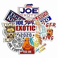 タイガーキングマックアメリカエキゾチック再び無料ジョーエキゾチックステッカー用オートバイ車の荷物のラップトップ自転車冷蔵庫スケートボード