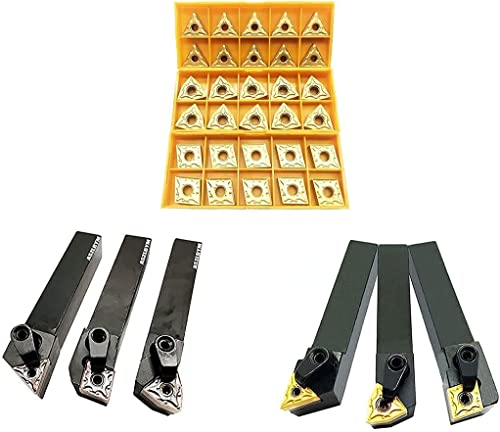discount ASZLBYM Metal Excircle lowest Lathe Indexable Carbide Turning Tool Holder Bit Set MTJNR1616H16 MWLNR1616H08 MCLNR1616H12 MTJNL1616H16 MWLNL1616H08 MCLNL1616H12 with Indexable outlet online sale Carbide Turning Insert sale