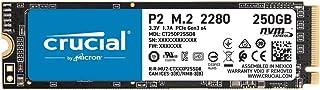 Crucial SSD P2シリーズ 250GB M.2 NVMe接続 正規代理店保証品 CT250P2SSD8JP 5年保証