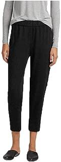 Tencel Organic Cotton Fleece Slouchy Pants