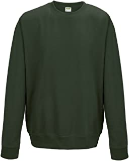 AWDis Men's Sweatshirt Olive Green L