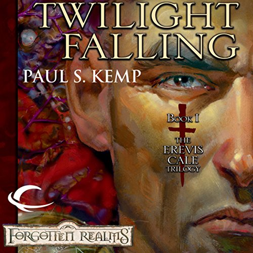 Twilight Falling audiobook cover art