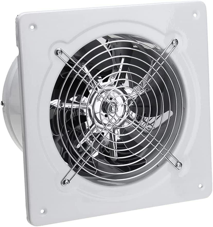 RLOZUI Exhaust Shutter Fan Wall Fans Mounted Ventilation Vent Many popular brands Max 40% OFF
