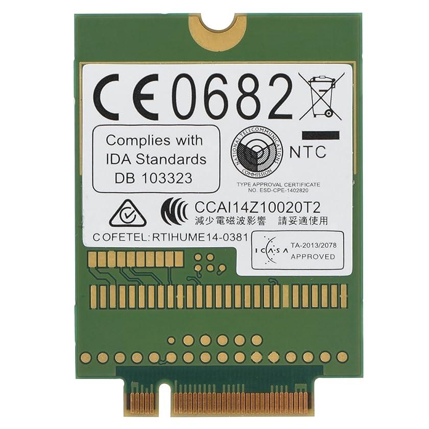 煙突強調する水を飲むfosa 交換用内部 100Mbps 4G LTE FDD M.2 モジュールカード NGFF インターフェースウィンドウ/Android/クロム