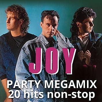 PARTY MEGAMIX (Dance Version) (20 Hits Non-Stop)