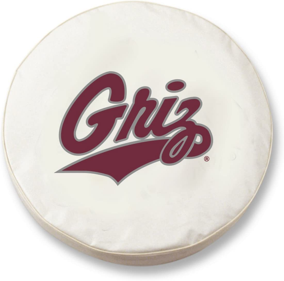 Holland Bar Stool Co. Montana Grizzlies HBS S Vinyl White In stock Fitted Direct store