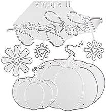 Thanksgiving Cutting Dies Stencil DIY Scrapbooking Album Stamp Paper Card Emboss