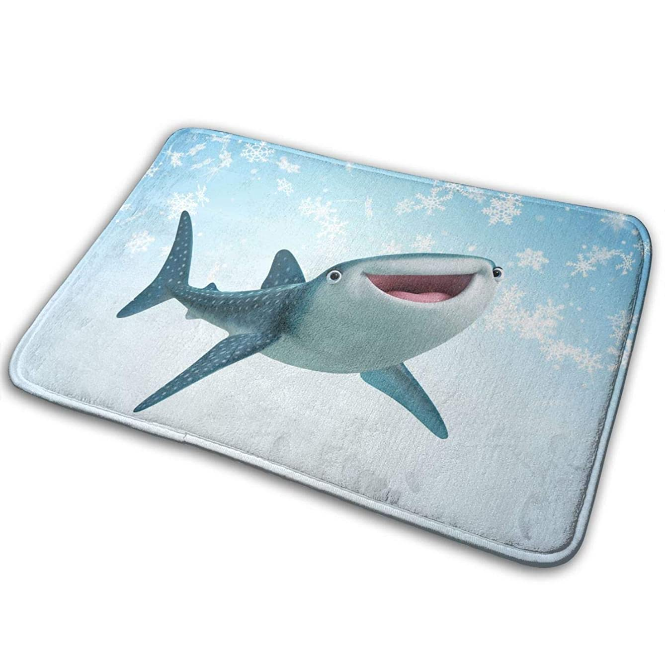 EWFXZq Whale Shark Doormat Anti-Slip House Garden Gate Carpet Door Mat Floor Pads 15.7