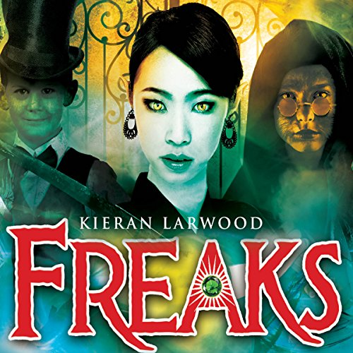 Freaks audiobook cover art
