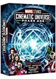 Marvel Studios Cinematic Universe : Phase 1 - 6 films [Francia] [DVD]