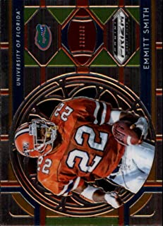 2019 Panini Prizm Draft Picks #54 Emmitt Smith Florida Gators Football Trading Card
