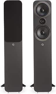 Q Acoustics 3050i Floorstanding Speaker Pair (Graphite Grey) 2018 Model