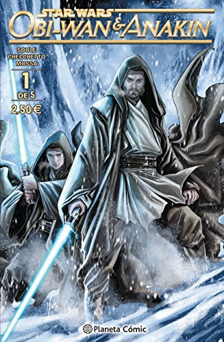 Star Wars Obi-Wan and Anakin nº 01/05 (Star Wars: Cómics Grapa Marvel)