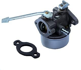 KIPA Carburetor for Tecumseh 640086 640086A 632641 632552 Toro CCR powerlite CCR1000 3Hp 2-Cycle Tecumseh HSK600 HSK635 TH098SA Engine Snowblower Snow Blower