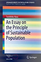 An Essay on the Principle of Sustainable Population