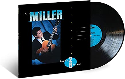Steve Miller Band - Born 2 B Blue (2019) LEAK ALBUM