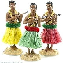 KC Hawaii Hula Man Dashboard Doll 6.5