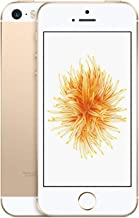 Apple iPhone SE, GSM Unlocked, 16GB - Gold (Renewed)