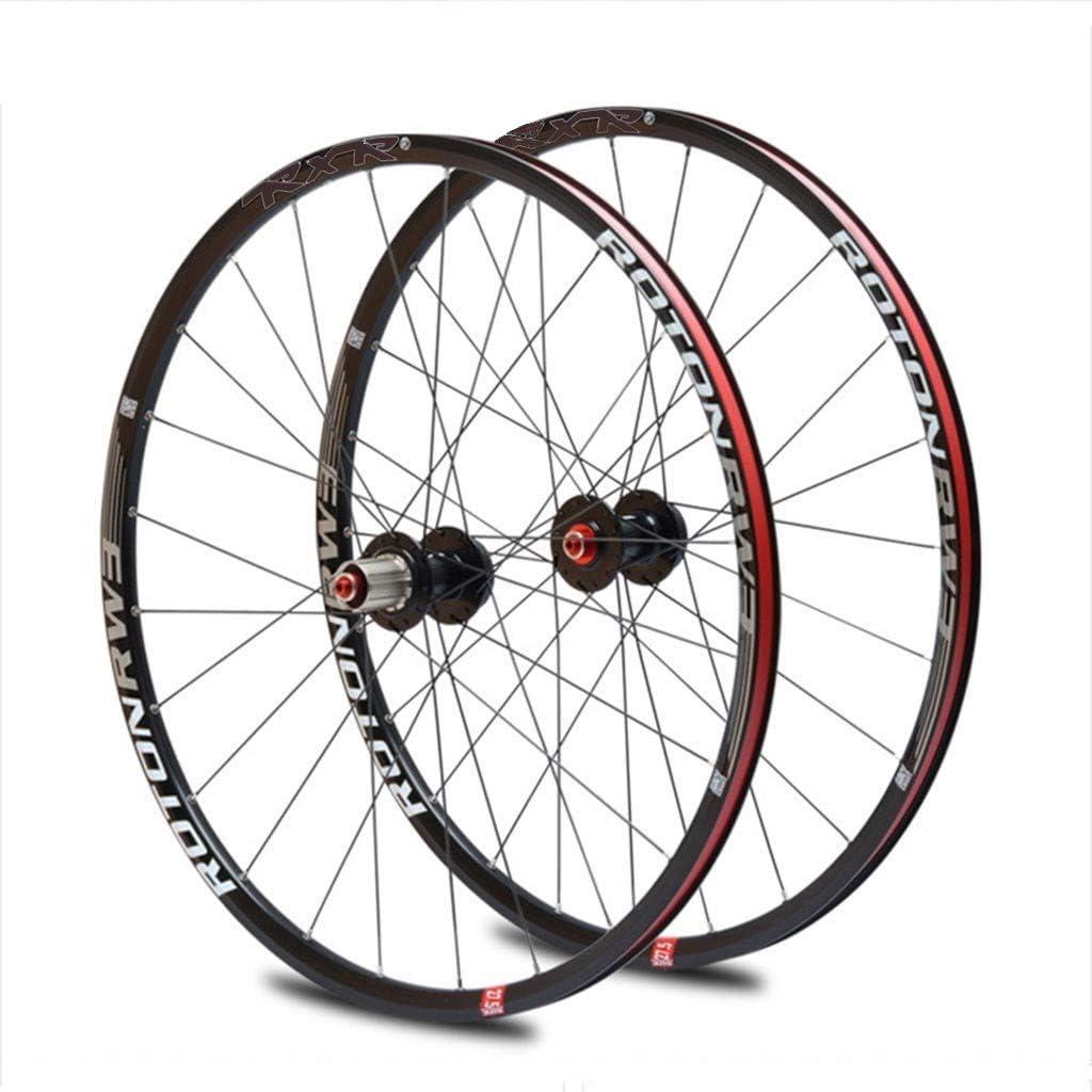 "COMPLETE REAR WHEEL QR 26/"" 27.5/"" 650B 29/"" 29er MTB Bike 8//9//10 Speed Shimano Hub"