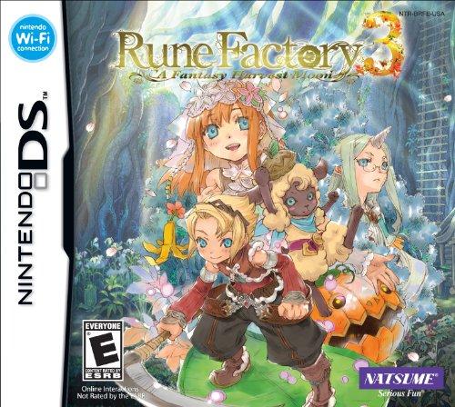 Rune Factory 3: A Fantasy Harvest Moon [Nintendo DS]