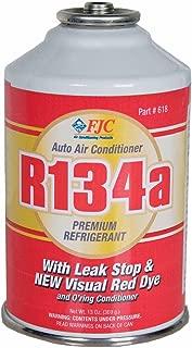 Refrigerant,R134a Lk Stop Red