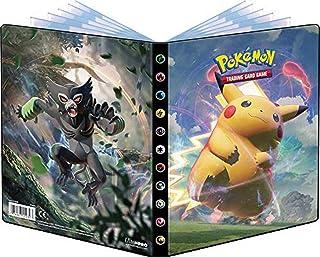 Pokémon Epée et Bouclier-Voltage Eclatant (EB04) : Portfolio A5-Capacité : 80 Jeu de Cartes à Collectionner-Accessoire, 15230