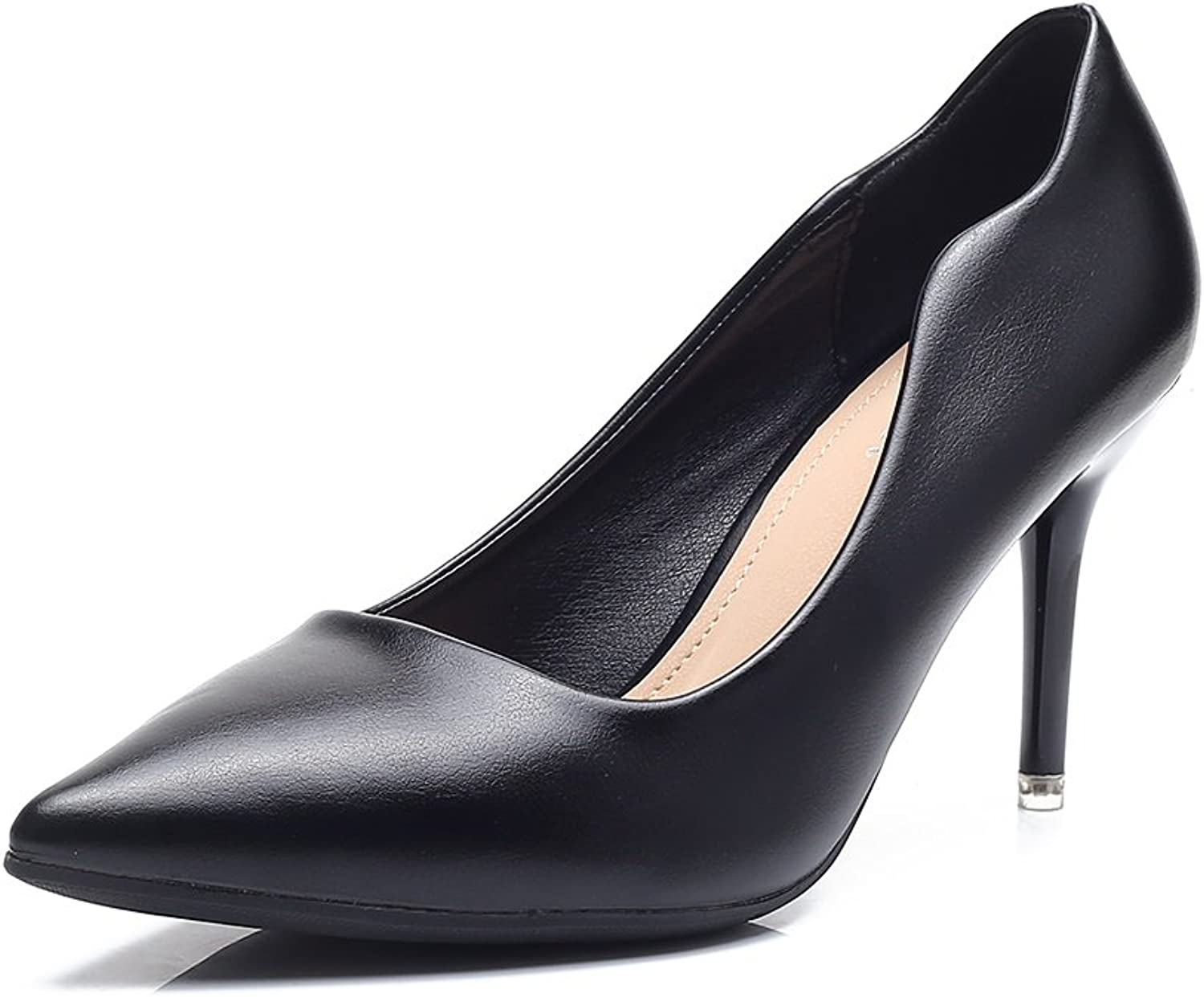 Women's shoes Patent Leather Spring Summer shoes Heels Walking shoes Stiletto Heel for Wedding Office & Career Dress Party & Evening