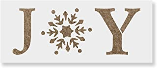Best christmas joy stencil Reviews
