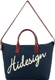 Hidesign Women's Satchel (Blue)