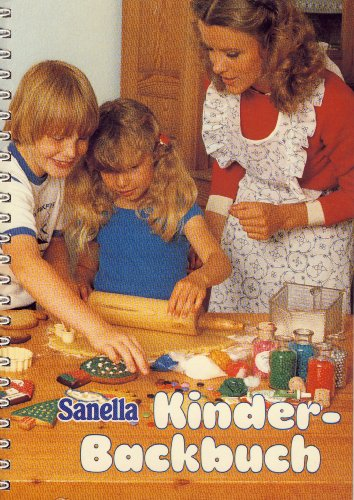 Sanella Kinder-Backbuch