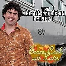 mairtin de cogain project