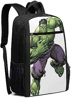 Mochila de viaje para ordenador portátil de dibujos animados Hulk College School Bookbag bolsa de ordenador casual mochila...