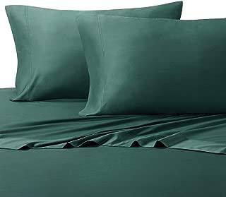 Royal Hotel Silky Soft Bamboo King Cotton Sheet Set - Teal