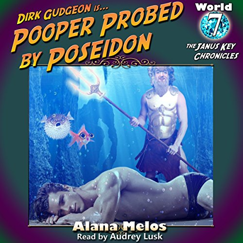 Pooper Probed by Poseidon cover art