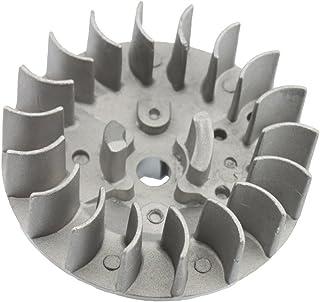 GOOFIT seilzugstarter Aluminium schwungscheibe voor 2 stroke 49CC Pocketbike